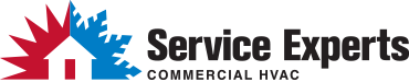 Service Experts Commercial HVAC Logo